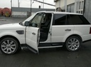 Подержанный Land Rover Range Rover Sport, белый , цена 900 000 руб. в ао. Ханты-Мансийском Автономном округе - Югре, хорошее состояние
