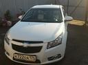 Подержанный Chevrolet Cruze, белый , цена 570 000 руб. в Челябинской области, отличное состояние