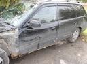 Подержанный Honda Orthia, черный , цена 100 000 руб. в ао. Ханты-Мансийском Автономном округе - Югре, битый состояние