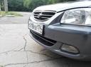 Подержанный Hyundai Accent, серый металлик, цена 220 000 руб. в Челябинской области, отличное состояние