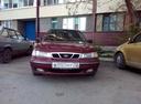 Подержанный Daewoo Nexia, бордовый , цена 95 000 руб. в Тюмени, хорошее состояние