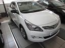 Подержанный Hyundai Solaris, белый, 2016 года выпуска, цена 579 000 руб. в Ростове-на-Дону, автосалон