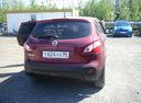 Подержанный Nissan Qashqai, бордовый , цена 710 000 руб. в ао. Ханты-Мансийском Автономном округе - Югре, отличное состояние
