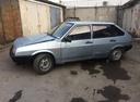 Подержанный ВАЗ (Lada) 2109, серебряный металлик, цена 30 000 руб. в Екатеринбурге, хорошее состояние