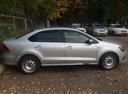Подержанный Volkswagen Polo, серебряный металлик, цена 410 000 руб. в республике Татарстане, хорошее состояние