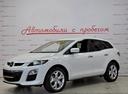 Подержанный Mazda CX-7, белый, 2011 года выпуска, цена 715 000 руб. в Санкт-Петербурге, автосалон NORTH-AUTO