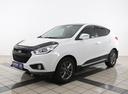 Подержанный Hyundai ix35, белый, 2014 года выпуска, цена 950 000 руб. в Иваново, автосалон АвтоГрад Нормандия