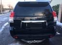 Подержанный Toyota Land Cruiser Prado, черный , цена 1 920 000 руб. в Челябинской области, хорошее состояние
