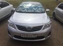 Подержанный Toyota Corolla, серебряный , цена 810 000 руб. в Иркутской области, отличное состояние