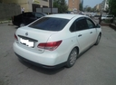 Подержанный Nissan Almera, белый, 2014 года выпуска, цена 490 000 руб. в Самаре, автосалон