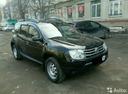 Подержанный Renault Duster, черный , цена 515 000 руб. в Саратове, отличное состояние
