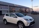 Подержанный Toyota RAV4, белый перламутр, цена 1 300 000 руб. в Нижнем Новгороде, отличное состояние