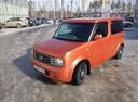 Авто Nissan Cube, , 2004 года выпуска, цена 290 000 руб., Тюмень