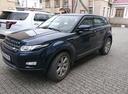 Подержанный Land Rover Range Rover Evoque, синий перламутр, цена 1 250 000 руб. в Екатеринбурге, отличное состояние