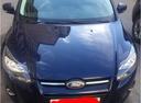Подержанный Ford Focus, синий , цена 485 000 руб. в Санкт-Петербурге, хорошее состояние