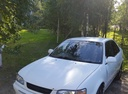 Подержанный Toyota Corolla, белый , цена 130 000 руб. в ао. Ханты-Мансийском Автономном округе - Югре, хорошее состояние