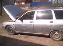 Подержанный ВАЗ (Lada) 2111, серебряный , цена 65 000 руб. в Тверской области, среднее состояние