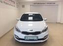 Подержанный Kia Cee'd, белый, 2013 года выпуска, цена 815 000 руб. в Екатеринбурге, автосалон