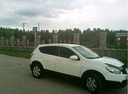Подержанный Nissan Qashqai, белый , цена 770 000 руб. в Челябинской области, отличное состояние