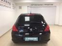 Подержанный Peugeot 308, черный, 2010 года выпуска, цена 260 000 руб. в Екатеринбурге, автосалон Автоленд на Новосибирской