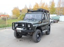 Подержанный УАЗ Hunter, зеленый , цена 680 000 руб. в Нижнем Новгороде, отличное состояние