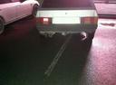Подержанный ВАЗ (Lada) 2109, серебряный , цена 25 000 руб. в Тюмени, среднее состояние