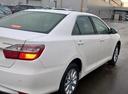 Подержанный Toyota Camry, белый , цена 1 399 000 руб. в Челябинской области, отличное состояние