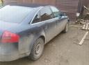 Подержанный Audi A6, синий , цена 190 000 руб. в Самаре, хорошее состояние