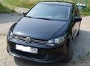Подержанный Volkswagen Polo, черный металлик, цена 470 000 руб. в Челябинской области, отличное состояние