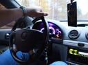 Подержанный Chevrolet Lacetti, черный , цена 310 000 руб. в ао. Ханты-Мансийском Автономном округе - Югре, хорошее состояние