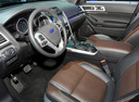 Авто Ford Explorer, , 2012 года выпуска, цена 1 490 000 руб., ао. Ханты-Мансийский Автономный округ - Югра