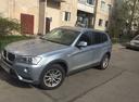 Подержанный BMW X3, серый , цена 1 150 000 руб. в Санкт-Петербурге, отличное состояние