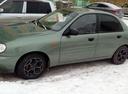 Подержанный Chevrolet Lanos, зеленый , цена 120 000 руб. в ао. Ханты-Мансийском Автономном округе - Югре, хорошее состояние