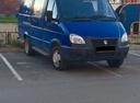 Подержанный ГАЗ Газель, синий , цена 450 000 руб. в ао. Ханты-Мансийском Автономном округе - Югре, отличное состояние