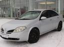 Подержанный Nissan Primera, серебряный, 2007 года выпуска, цена 329 000 руб. в Екатеринбурге, автосалон