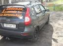Подержанный ВАЗ (Lada) Kalina, серый , цена 310 000 руб. в Омске, отличное состояние