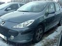 Подержанный Peugeot 307, синий , цена 300 000 руб. в Ульяновске, хорошее состояние
