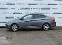 Подержанный Hyundai Solaris, серебряный, 2012 года выпуска, цена 390 000 руб. в Калуге, автосалон Мега Авто Калуга