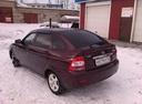 Подержанный ВАЗ (Lada) Priora, бордовый металлик, цена 200 000 руб. в Кемеровской области, хорошее состояние