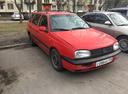 Авто Volkswagen Golf, , 1994 года выпуска, цена 62 000 руб., Санкт-Петербург