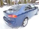Подержанный Mitsubishi Lancer, синий , цена 390 000 руб. в Санкт-Петербурге, отличное состояние