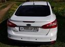 Подержанный Ford Focus, белый , цена 489 000 руб. в Тверской области, отличное состояние