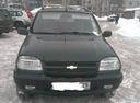 Подержанный Chevrolet Niva, зеленый , цена 140 000 руб. в Архангельске, хорошее состояние