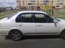 Подержанный Toyota Corsa, белый , цена 110 000 руб. в Томской области, хорошее состояние