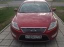 Подержанный Ford Mondeo, бордовый металлик, цена 505 000 руб. в Челябинской области, хорошее состояние