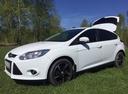 Подержанный Ford Focus, белый , цена 670 000 руб. в Тюмени, отличное состояние