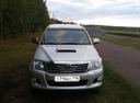 Подержанный Toyota Hilux, серебряный перламутр, цена 1 000 000 руб. в республике Татарстане, отличное состояние