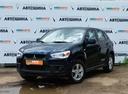 Подержанный Mitsubishi ASX, синий, 2011 года выпуска, цена 645 000 руб. в Калуге, автосалон Мега Авто Калуга