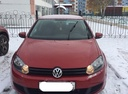 Подержанный Volkswagen Golf, красный , цена 520 000 руб. в ао. Ханты-Мансийском Автономном округе - Югре, отличное состояние