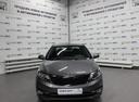 Подержанный Kia Rio, серый, 2017 года выпуска, цена 560 000 руб. в Уфе, автосалон Браво Авто